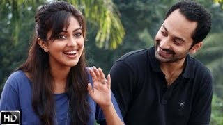"Fahadh Faasil  & Amala Paul Together For Malayalam Movie ""Oru Indian Pranayakatha"""