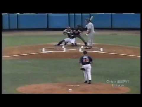 St Louis Cardinals at San Diego Padres  2001 09 03 Bud Smith No Hitter PART 1