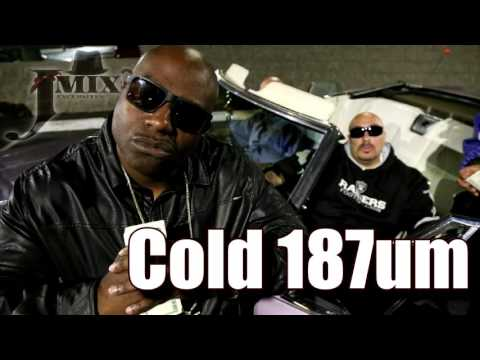#RIP2Pac - Cold 187um - Big Hutch On The 20th Anniversary Of Tupac's Death