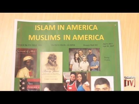 Islam in the United States: New class at OSU