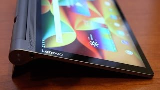 Review: Lenovo Yoga Tab 3 Pro tablet