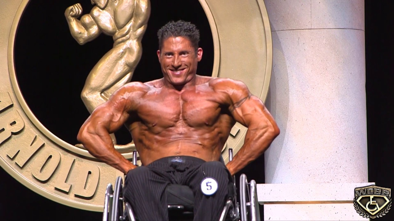 bbc59bed7a9add 2017 Arnold Classic Pro Wheelchair Promo - YouTube