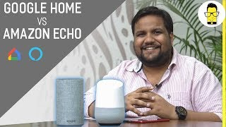 Google Home vs Amazon Echo: which smart speaker should you buy in India?