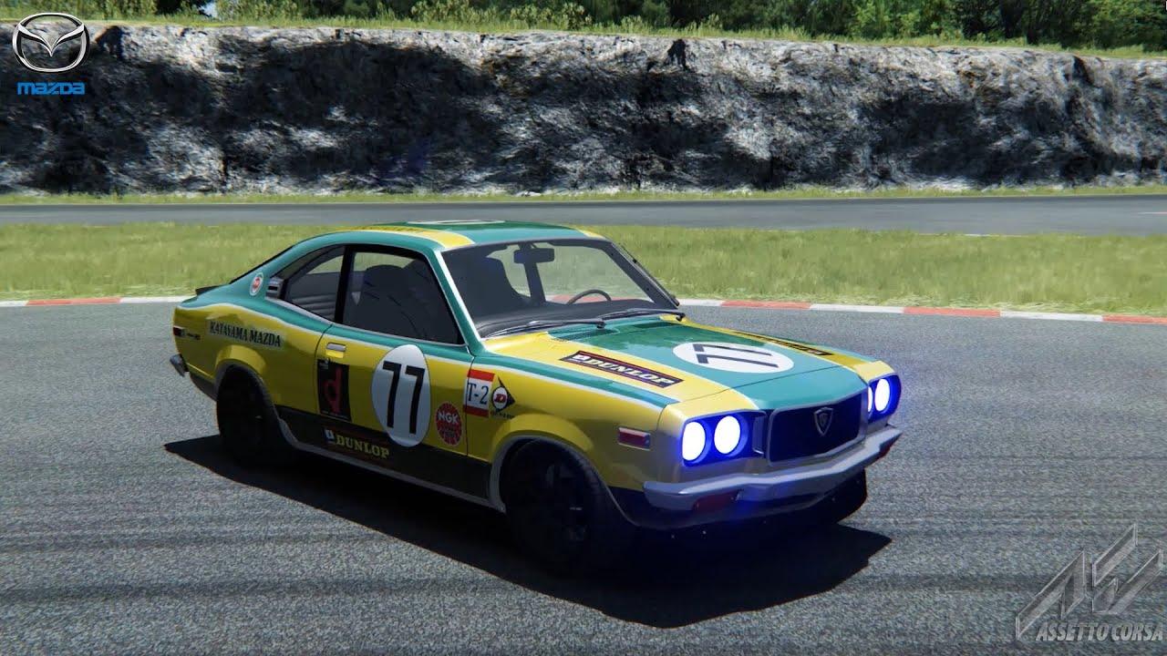 1971-1975 SAVANNA RX-3 Racing color Skin   RaceDepartment