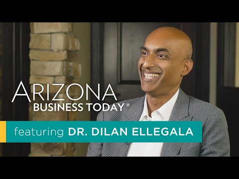 Arizona Business Today featuring Dr. Dilan Ellegala