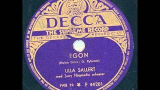 Ulla Sallart - Egon