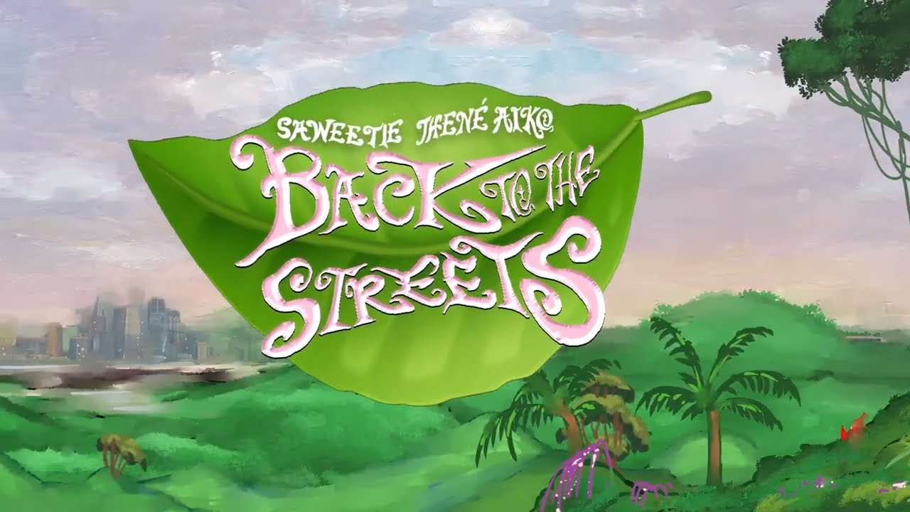 Saweetie - Back to the Streets (feat. Jhené Aiko) [Official Lyric Video]