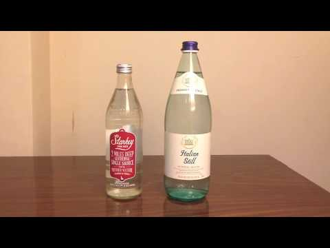Jon Drinks Water #3768 Starkey Spring Water VS Whole Foods Italian Still Mineral Water