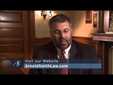 "Charlotte Personal Injury Attorney Matthew R. Arnold of Arnold & Smith, PLLC answers the question ""What does ""arising out of employment"" mean?"""