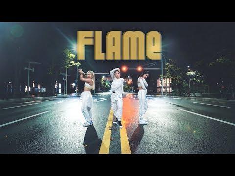 Tinashe - Flame / WENDY  X  LIGI  X  YETTA Choreography.