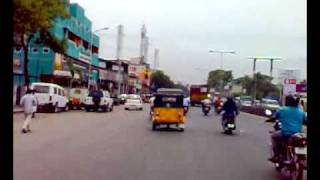 Lovely Chennai roads - Koyambedu to Kodambakkam