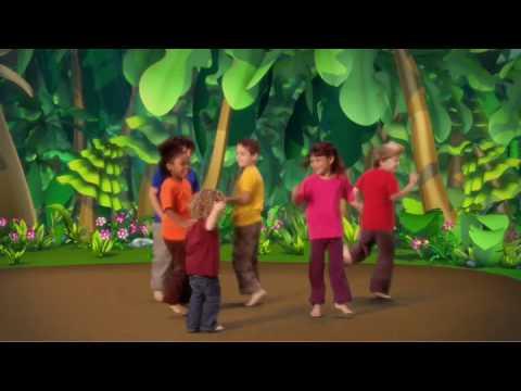 MACACO VÊ, MACACO FAZ - Jungle song