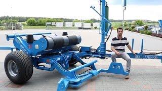 Rolnik Szuka Maszyny – Owijarka Samozaładowcza Euromilk Scorpio