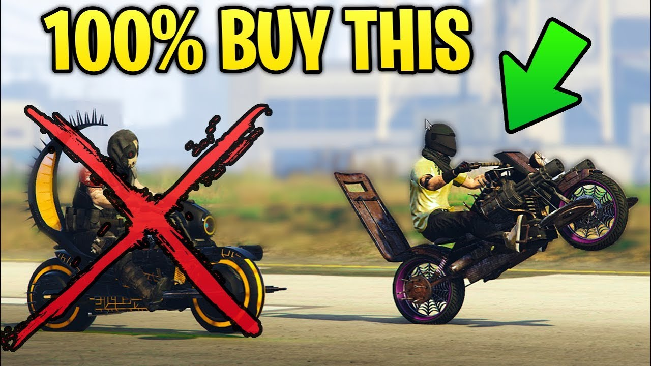 The Best Arena War Vehicle That You Should 100 Buy In Gta Online