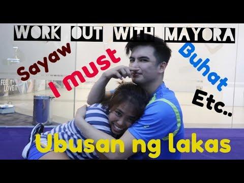 Ubusan ng lakas with Mayora