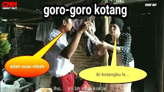 Gambar cover Paijo dan paimin sekolah ( eps.1)-yang paham bahasa jawa di jamin ngakak