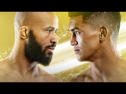 Demetrious Johnson vs Danny Kingad  ONE  Trailer