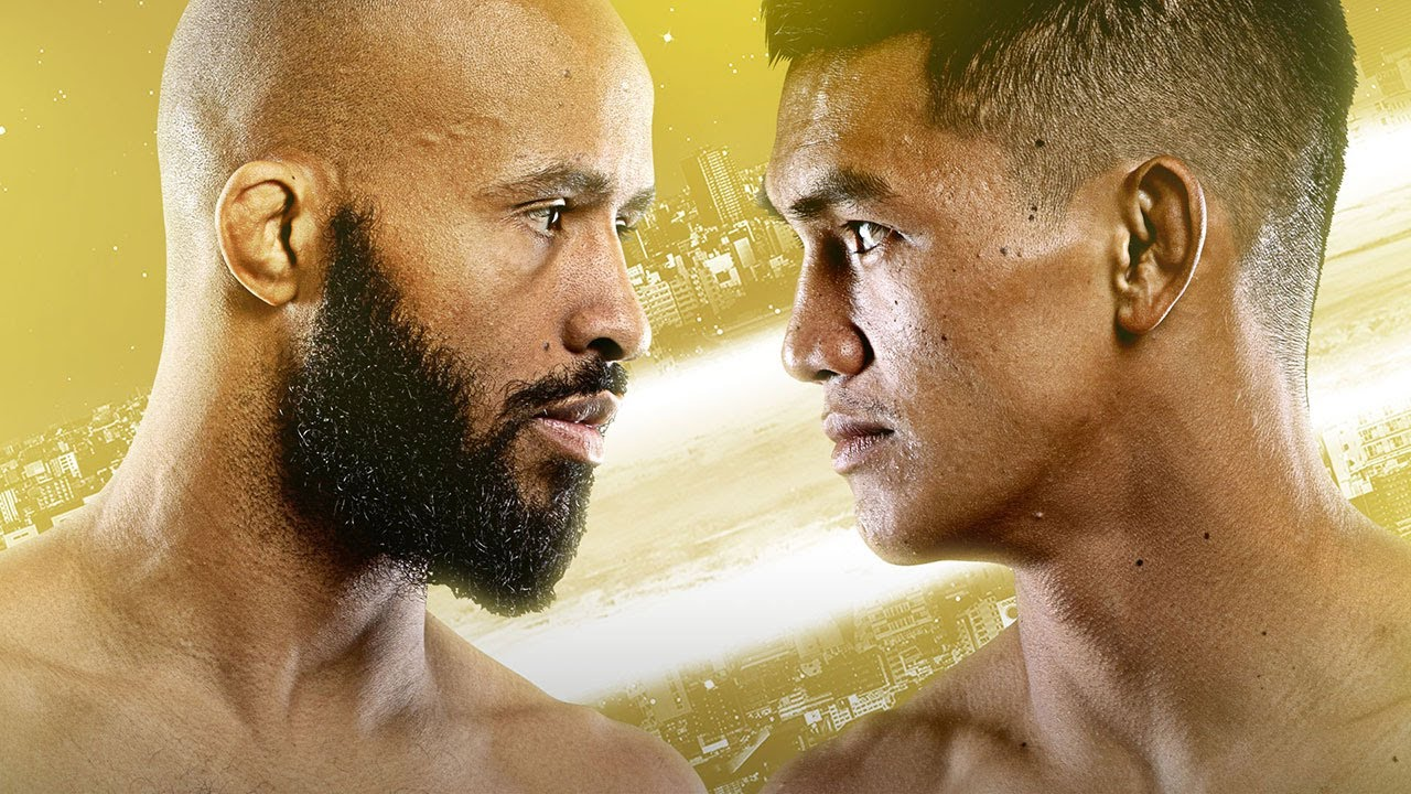 Demetrious Johnson vs. Danny Kingad   ONE Official Trailer