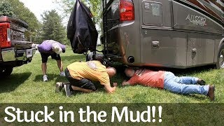 Stuck in the Mud - Full Time RV