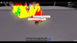 Roblox energy of power game play
