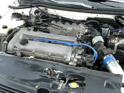 95 mazda protege cold air intake youtube publicscrutiny Image collections