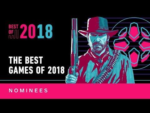 IGNs Best Games of 2018 - Nominees