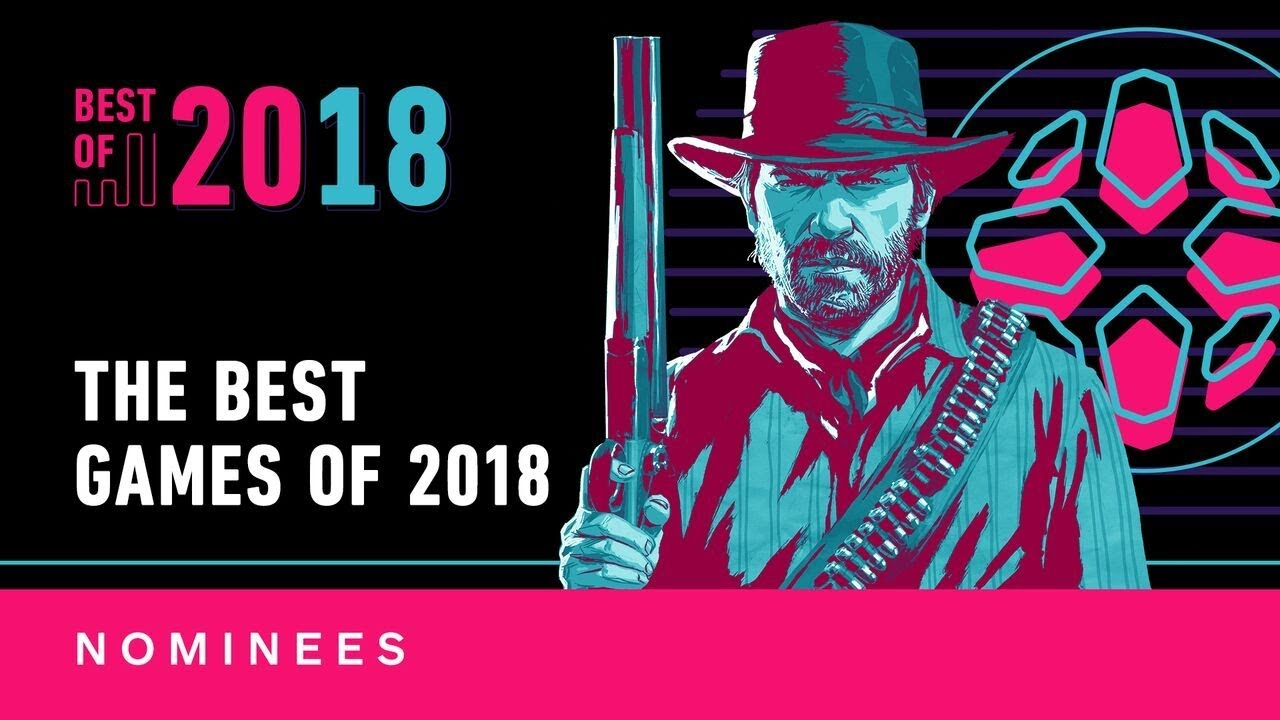 IGN's Best Games of 2018 - Nominees