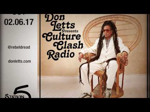 Don Letts presents Culture Clash Radio: Bryan Ferry