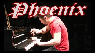 "I played ""Phoenix"" and got big standing ovation from the audiences. I could express all my passion. Title : ""Phoenix/火の鳥"" Composer : Tempei Nakamura/中村 ..."
