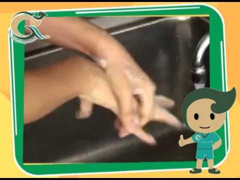 7 ขั้นตอน การล้างมืออย่างถูกวิธี
