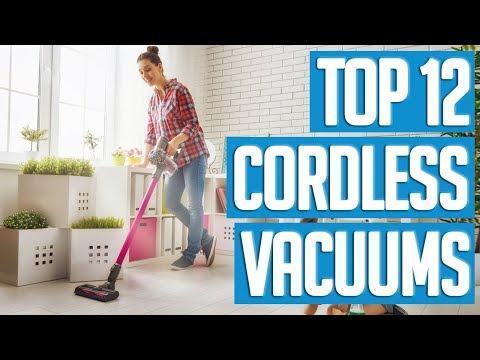 Best Cordless Vacuums 2018   TOP 12 Cordless Vacuum