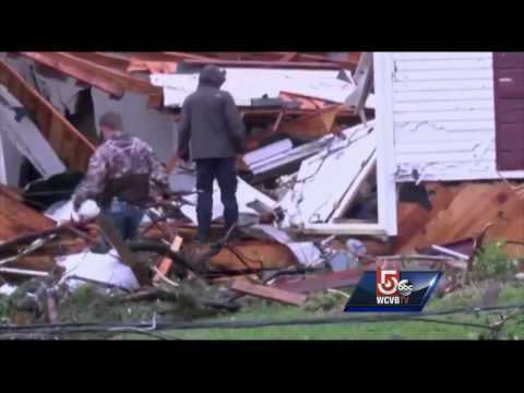 More deaths reported in latest tornado outbreak in southern United States