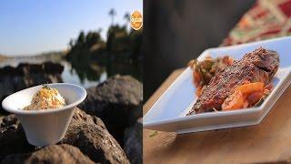 سمك بلطي - أرز بالتونة   | شبكة و صنارة حلقة كاملة
