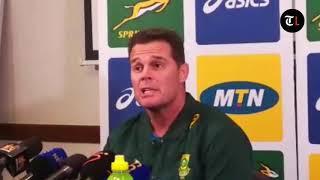 siya kolisi announced as springbok captain