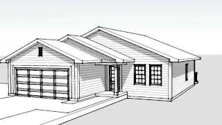 1183 Square Foot House Plan
