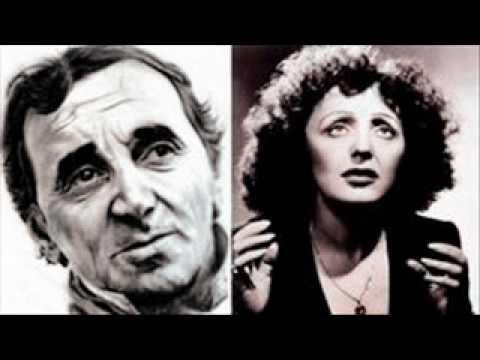 Charles Aznavour & Edith Piaf - C'est un Gars