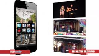 The Kaitlin Riley Band App Review