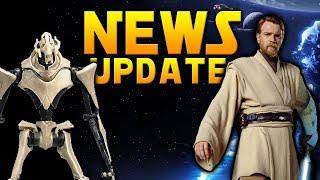 NEWS UPDATE: Heroes Under 50k & Release Update, More Double XP - Star Wars Battlefront 2