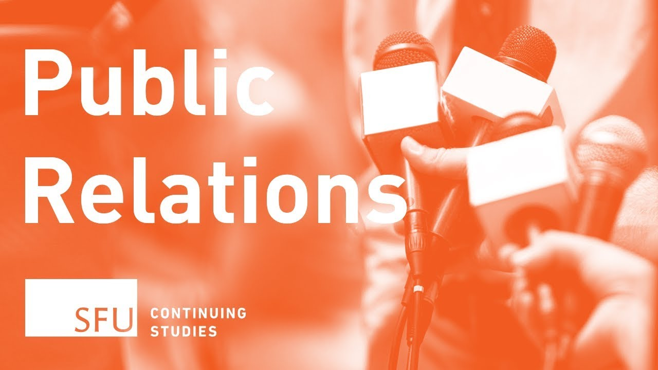 Get ready for the PR industry in SFU's 9-week Public Relations Program