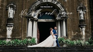 Alexander and Joanna | On Site Wedding Film by Nice Print Photography