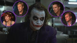 Download Video The Dark Knight Turns 10: Watch the Cast Reflect on Heath Ledger's Oscar-Winning Performance MP3 3GP MP4