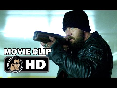 Exclusive: THE MARINE 5: BATTLEGROUND Movie Clip - Out Of Bullets (2017) WWE Action Movie HD