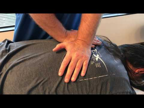 Severe Lower Back Pain Gone After 1 Adjustment At Advanced Chiropractic Relief