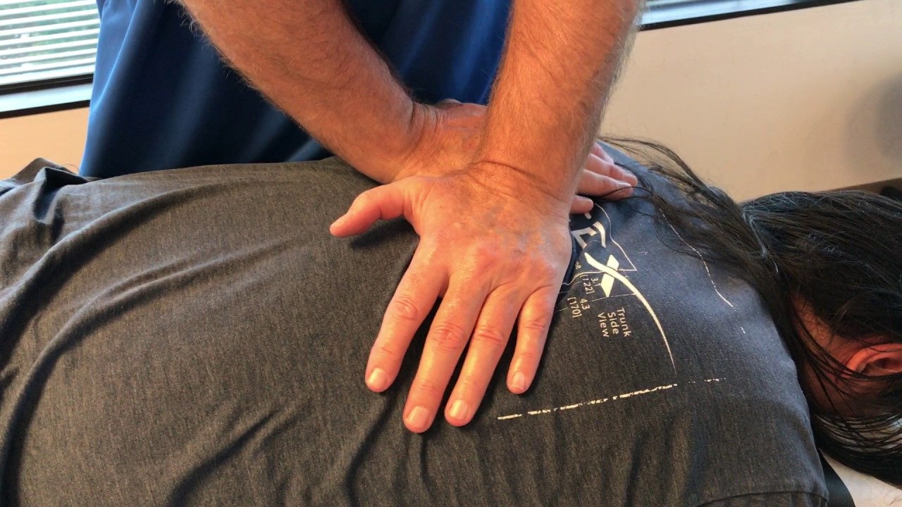 Severe Lower Back Pain Gone After  Adjustment At Advanced Chiropractic Relief