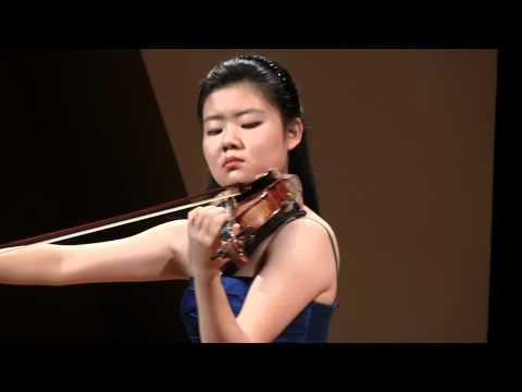 Barber: Concerto for Violin, Op. 14 - Mayumi Kanagawa