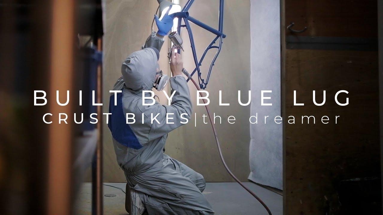 Download CRUST BIKES the dreamer BUILT BY BLUE LUG-ずっと見てられる自転車組み立て#5-