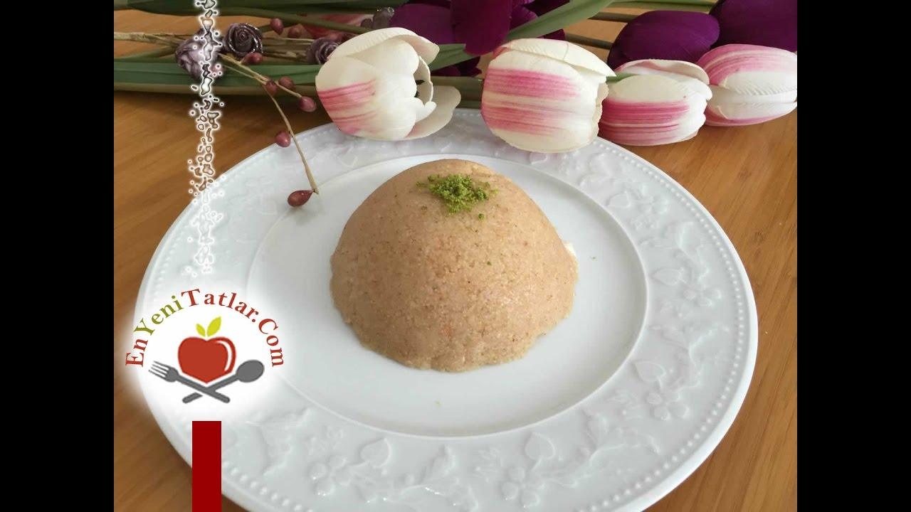 Dondurmalı Şam Tatlısı