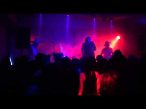 """Razorblade Band - """"When Love And Death Embrace"""" Live @ Razorblade Greece Party in Athens, 20.02.2015"""