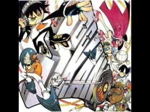 Air Gear OST II  01  Rockin 8 Glider mix