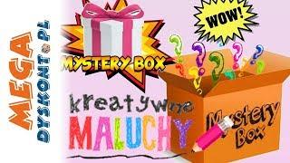 Mystery Box • Kreatywne Maluchy • śmieszne zabawki